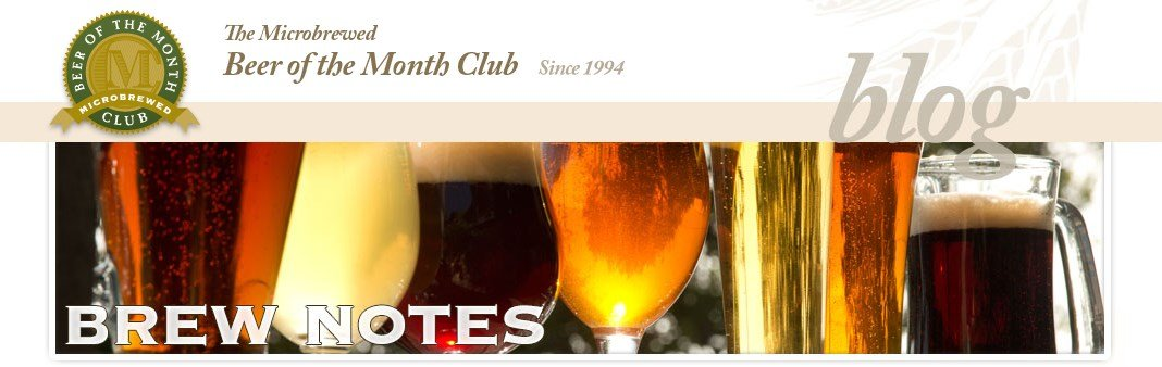 Craft Beer Blog from The Beer of the Month Club - A craft beer blog