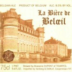 dupont-la-biere-de-beloeil-label