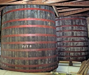 100 barrel maturation vessels for Old 5X