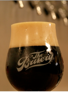 The-Bruery-Dark Beer-Glass