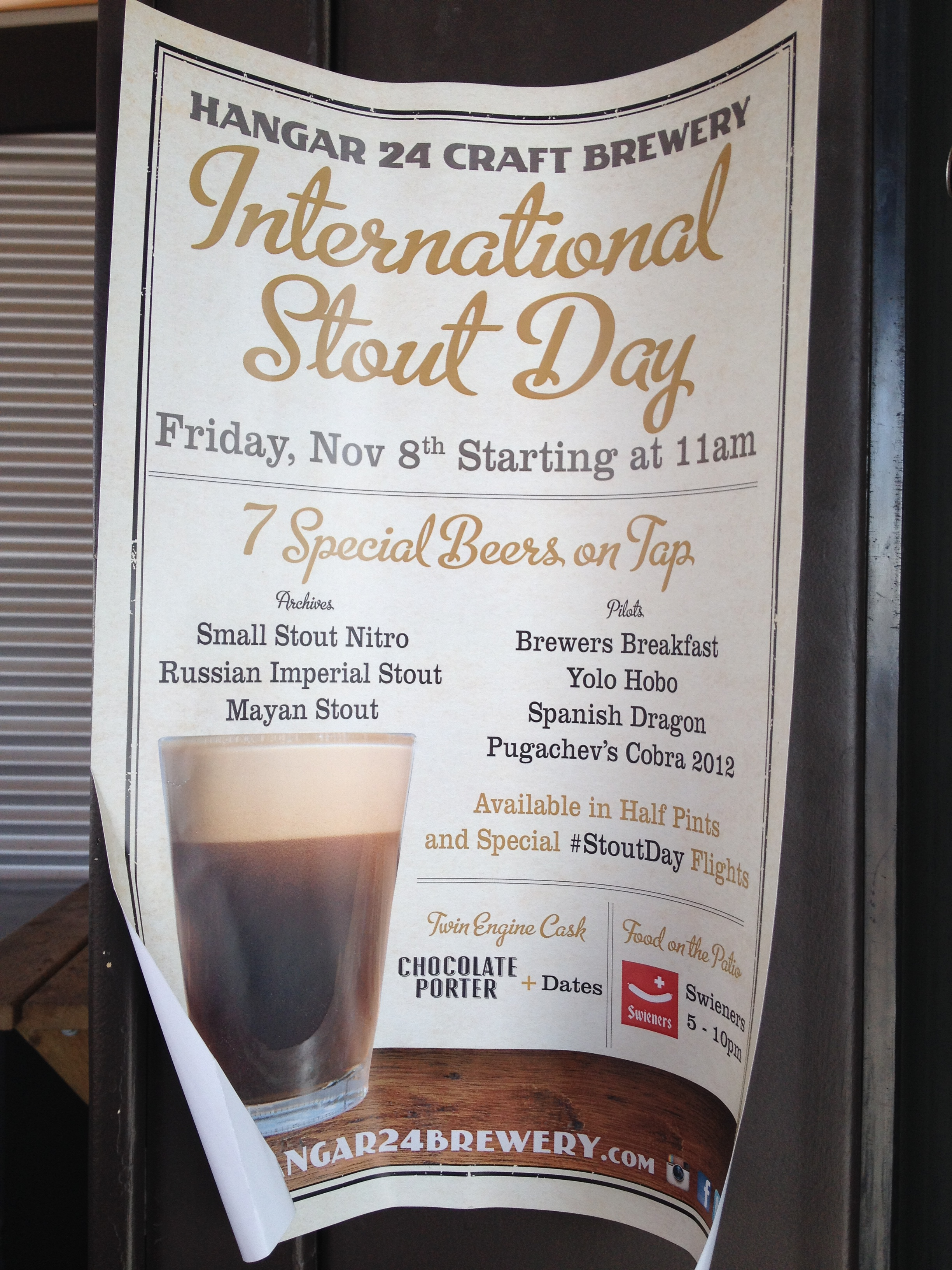 International stout day craft beer blog from the beer of for Best craft beer of the month club