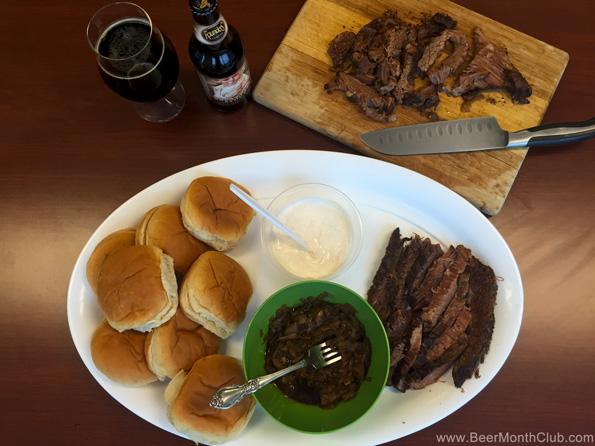 Beer-Brisket-Sandwiches