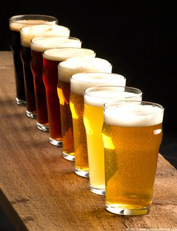 beer-lineup