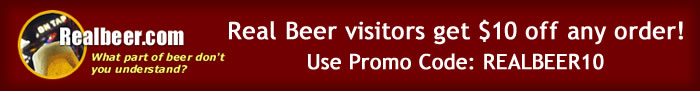 Special Promo Codes for RealBeer.com Readers