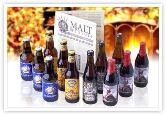 Beer Bottles With Gifts