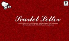 Scarlet Letter - Cranberry Sour/Wild Ale