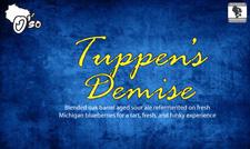 Tuppen's Demise - Blueberry Sour/Wild Ale