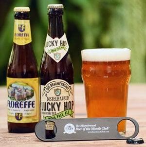beer with bottle opener